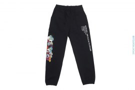 Skulls & Flower Sweatpants by ComplexCon x Takashi Murakami