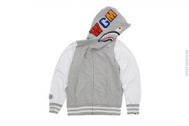Shark Sweat Varsity by A Bathing Ape
