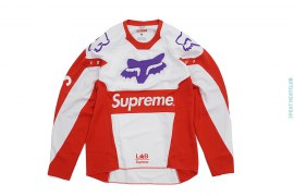 Moto Jersey Top by Supreme x Fox Racing