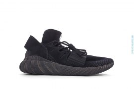 Tubular Doom 2.0 Triple Black by adidas