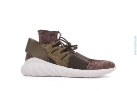Tubular Doom Trace Olive by adidas