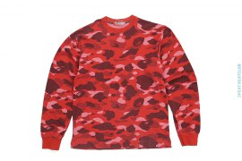 OG Color Camo Long Sleeve Tee by A Bathing Ape