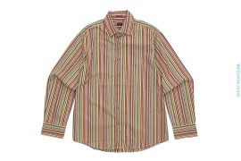 Striped Button Down by Paul Smith