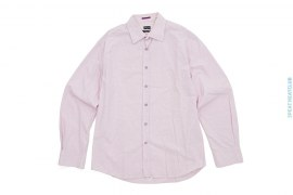 Pinstripe Flower Button Down by Paul Smith