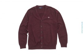Cardigan Sweater by Fred Perry