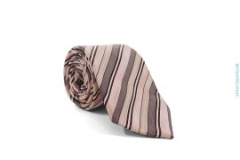 Striped Tie by Hugo Boss