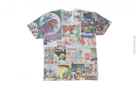 Sample #35 Artisan Sublimation Garment Print Tee by Art As Clothes