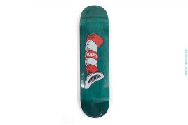 Cat In The Hat Skateboard by Supreme