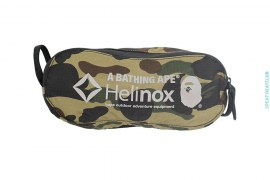 1st Camo Helinox Travel Case by A Bathing Ape