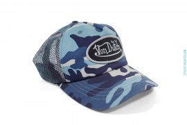 Camo Trucker by Von Dutch