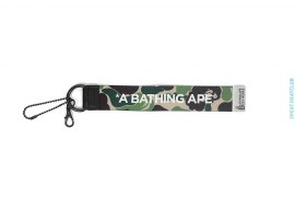 ABC Camo Keychain by A Bathing Ape