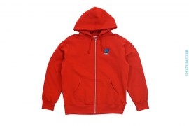 Gonz Ramm Zip-Up Hoodie by Supreme