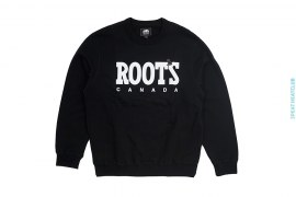 F18 Roots Crewneck Sweatshirt by OVO