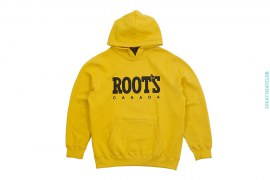 F18 Roots Hooded Sweatshirt Pullover Hoodie by OVO
