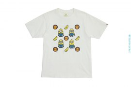 Milo Tee by A Bathing Ape x Minions