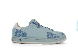 Money Roll Ice Cream Low Top Sneakers by BBC/Ice Cream