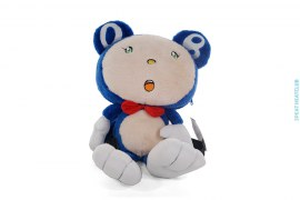Mr. DOB Plush Doll Backpack by Takashi Murakami