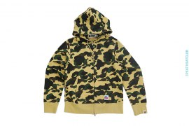 Ultimate 1st Camo Windstoppper Full Zip Hoodie by A Bathing Ape