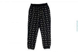 Strike FTP Logo All-Over Print Sweatpants by FTP x Undefeated