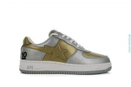 10th Anniversary Bapesta Low-Top Sneakers by A Bathing Ape