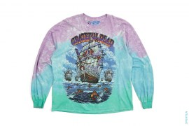 Ship Of Fools Long Sleeve Tee by Grateful Dead