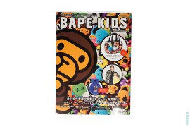 2018 Spring/Summer Bape Kids Mook by A Bathing Ape