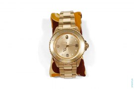 Solid Gold Bapex Watch by A Bathing Ape