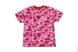 Color Camo Reversible Tee by A Bathing Ape