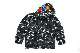 City Camo Shark Snowboard Jacket by A Bathing Ape