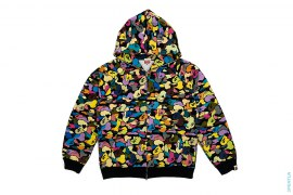 OG Multi-Camo Full Zip Hoodie by A Bathing Ape