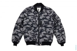 3M Reflective Camo Ma1 Bomber Jacket by A Bathing Ape
