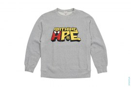 Spiderman Spell Out Crewneck Sweatshirt by A Bathing Ape