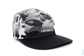 Noise Camo Jet Cap by A Bathing Ape
