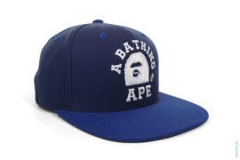 1st Camo Accent Snapback by A Bathing Ape x Starter