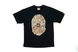 Luffy Apehead Tee by A Bathing Ape