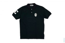 Camo Apehead Polo by A Bathing Ape