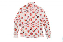 Union Jack Apehead Button-Up Shirt by A Bathing Ape
