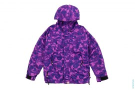 Fire Camo Snowboard Jacket by A Bathing Ape