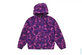 Color Camo Full Zip Windbreaker by A Bathing Ape