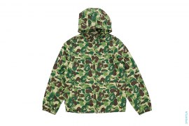 Fire Camo Full Zip Windbreaker by A Bathing Ape