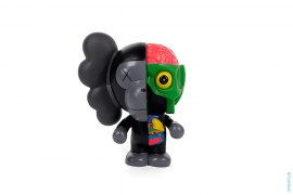 Baby Milo Dissected Companion Vinyl Figure by A Bathing Ape x OriginalFake