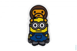 Iphone 6 Rubber Case by A Bathing Ape x Minions