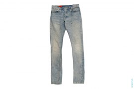 Selvidge Denim Jeans by APC. x Kanye West
