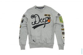 Patches Crewneck by 10 Deep