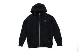 Owl Logo Zip-Up Hoodie by OVO