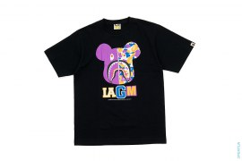Bape Store LA City Camo Be@rbrick Tee by A Bathing Ape