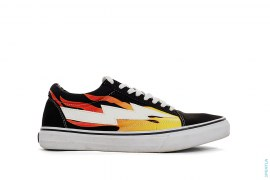 Flame Shoes by Revenge x Storm