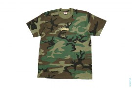 Woodland Camo Fronts Tee by Supreme