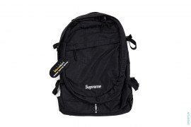 All-over Jacquard Logo Backpack by Supreme