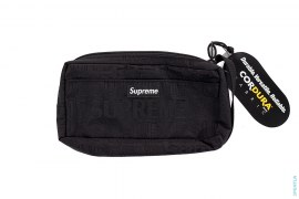 All-over Jacquard Logo Organizer Pouch by Supreme